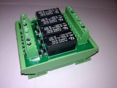 BS_R Модуль управления приводами клапанов