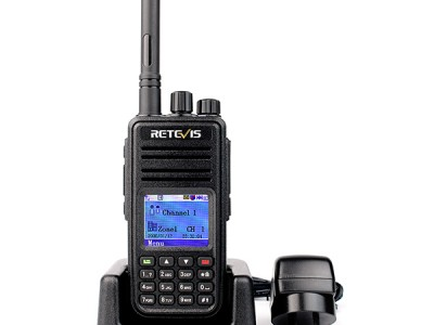 Retevis RT3 DMR 400-470MHz 4W