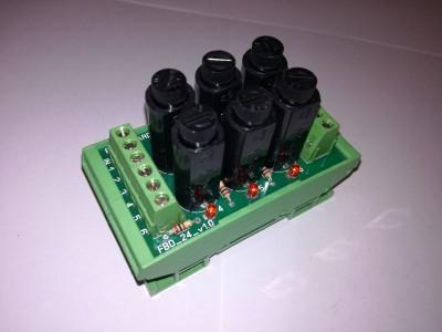 FBD_24 блок предохранителей, 6 каналов, LED