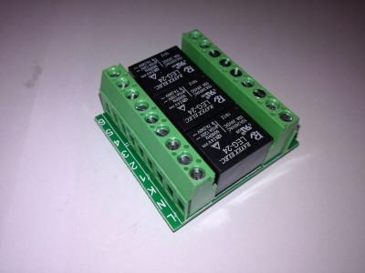 KJS3T-24 Модуль контроля для трехпроводных приводов