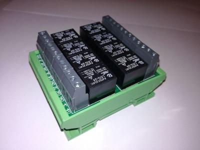 PSD Модуль контроля датчиков давления, 4 канала