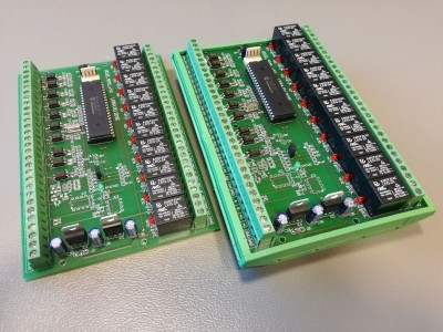 UCU_1010 Программируемый контроллер, 10DI, 2AI, 10RO, RS485